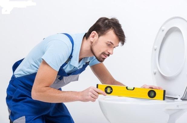 راهنمای نصب توالت های فرنگی
